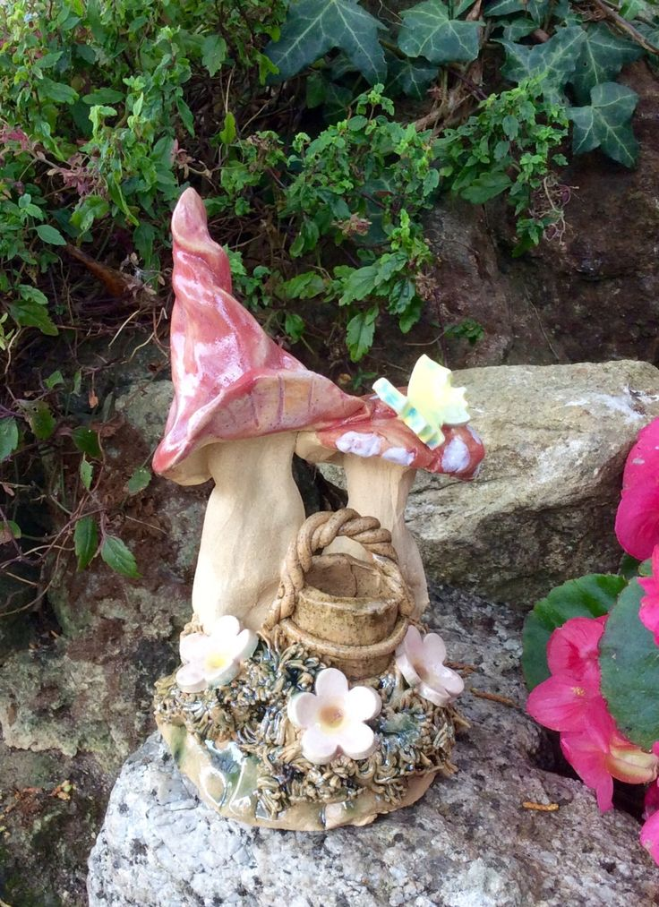 25 best ideas about fairy garden ornaments on pinterest. Black Bedroom Furniture Sets. Home Design Ideas