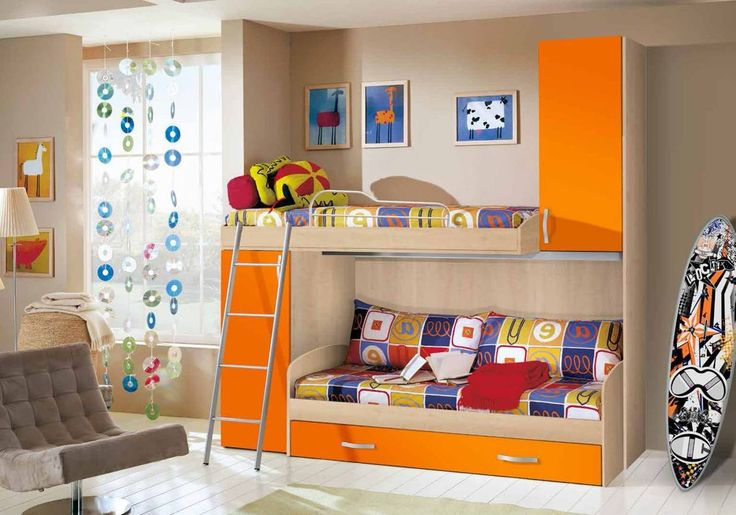 Έπιπλα Σπιτιού - Παιδικό Υπνοδωμάτιο ΕΚ12