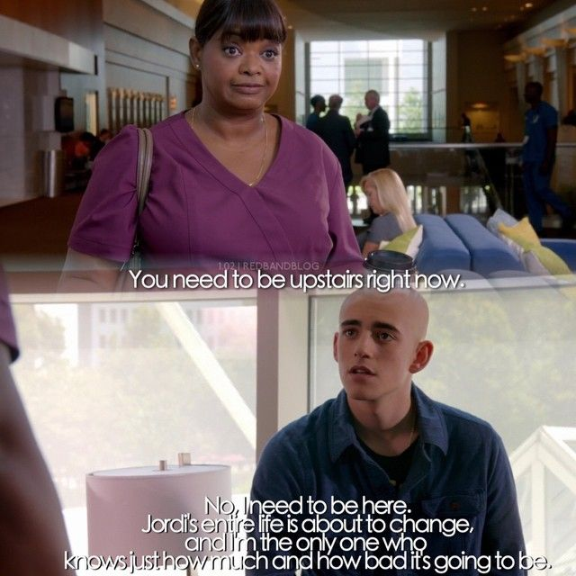 "#RedBandSociety 1x2 ""Sole Searching"" - Nurse Jackson and Leo"