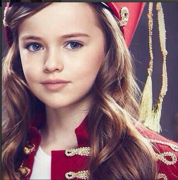 10歳 クリスティーナ・ピメノヴァ