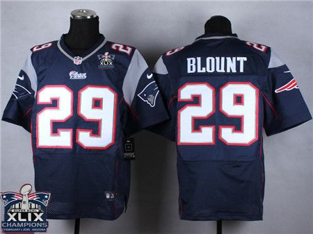 nfl jersey value Nike Patriots LeGarrette Blount Navy Blue Team Color Men's  Stitched NFL Elite Jersey