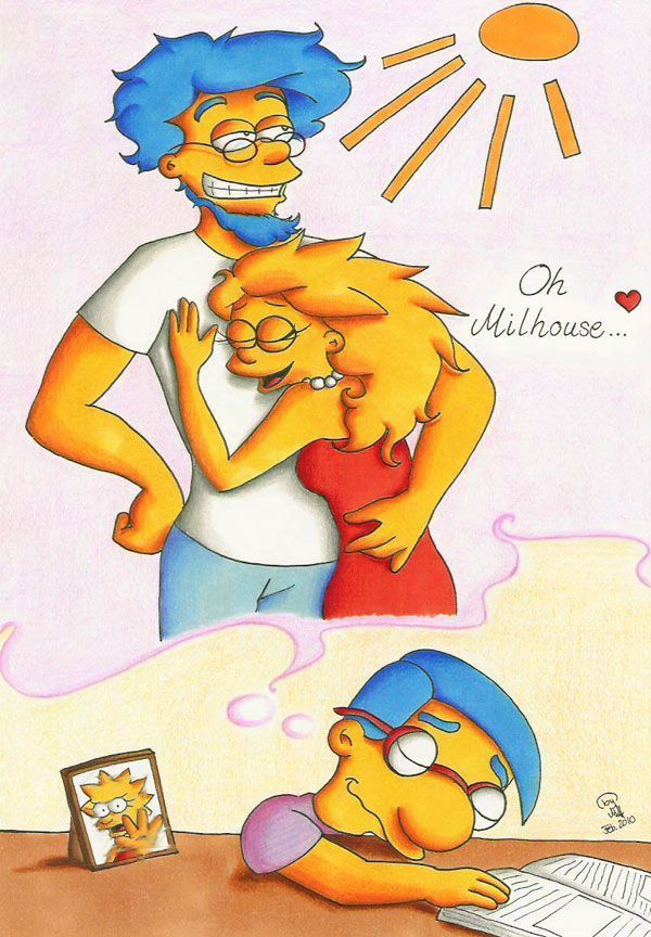 Simpson Xxx darcy los