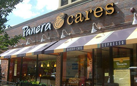 Panera Bakers In Training - fun idea for a birthday party. For just $20 per child, (which includes a $5 donation to Share Our Strength's No Kid Hungry® campaign), they'll get their own hat and apron, stretch and score their own French Baguette, decorate a cookie and more. It's the perfect activity for your class, scout group, kids club or child's birthday party.