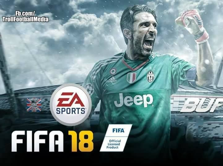 """My Dream Cover For Fifa 18 """