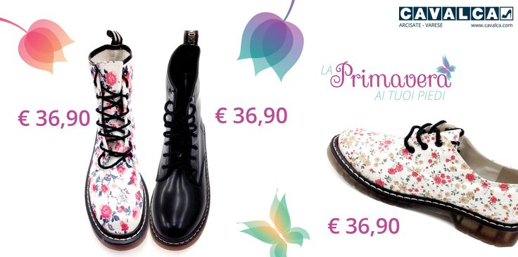 Gli #anfibi e le #DrMartens: una #moda che non passerà mai. Scoprili a un prezzo imbattibile! #Cavalca #Arcisate #Varese #scarpe #shoes #fashion #moda #abbigliamento #donna