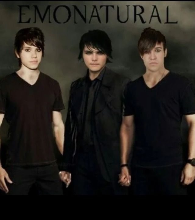 Emonatural...I'm crying lol>>>OMG as Gerard as Cas omfg I couldn't imagine anything better (well, Sam dean and Cas but sssshhhh)