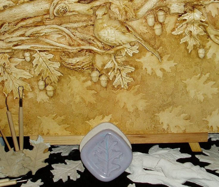 Relief Classes Taught By Ellie Ellis,Plaster High Relief