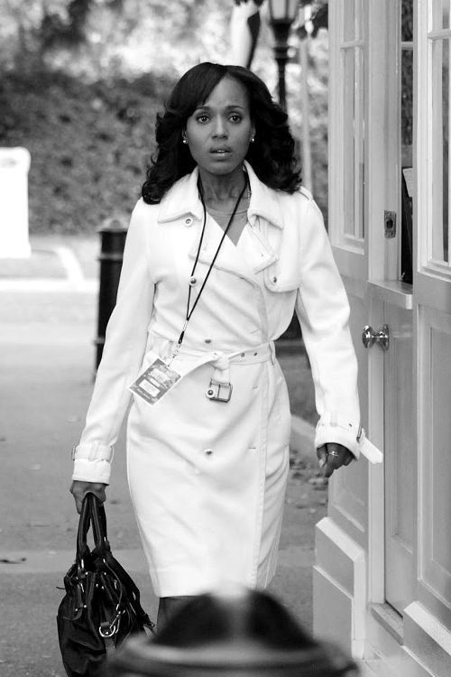 Olivia Pope....her outfits are powerful #Scandal