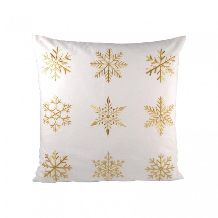 White Christmas 20x20 pillow  By ElkGroup International