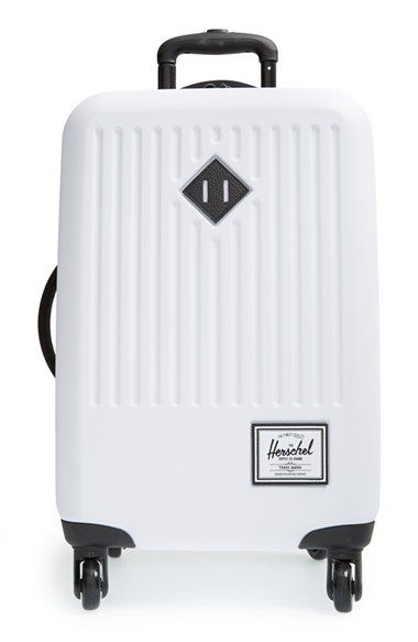 Herschel Supply Co. Herschel Supply Co 'Trade - Small' Rolling Hard Shell Suitcase available at #Nordstrom