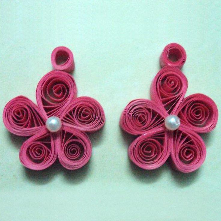 jewelry++m+peper+recicle | Handmade Paper Jewellery