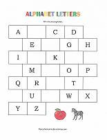 free alphabet worksheet from wwwpreschool printable activitiescom i still can - Free Printable Activity Sheets For 5 Year Olds