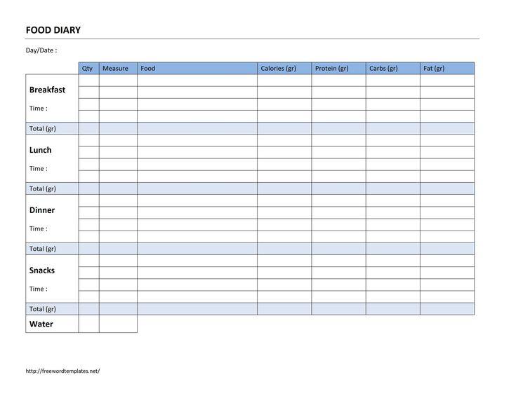 Más de 25 ideas increíbles sobre Plantilla de documento de diseño - ms word diary template
