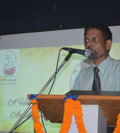 Dr. Hirendranath Bhagawati on 'A Healthy Art Life'