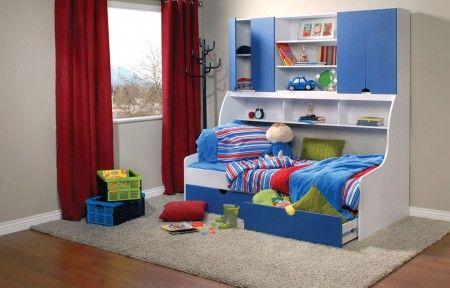 Kids Loft Bed Boy