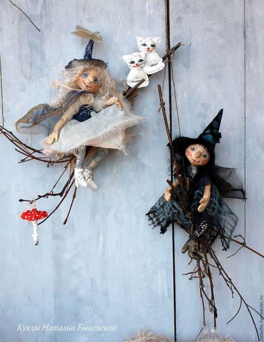 Сказочные персонажи ручной работы. Ярмарка Мастеров - ручная работа. Купить СКАЗКИ ПИТЕРСКИХ НОЧЕЙ . Маленькие ведьмочки.. Handmade.