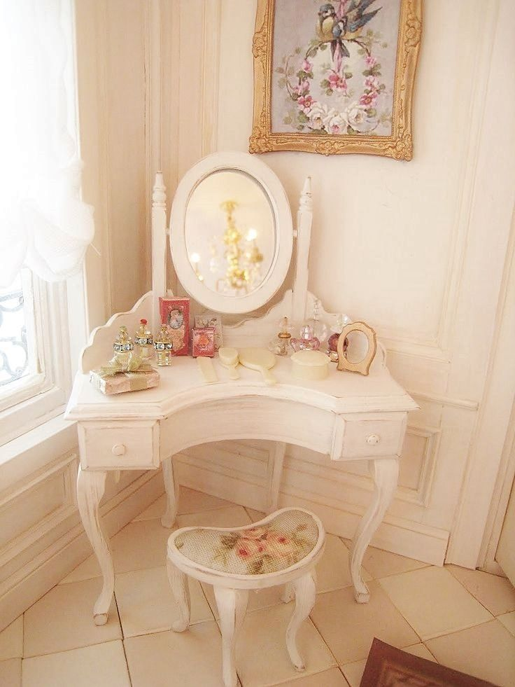 Best 25 corner vanity ideas on pinterest corner makeup vanity corner vanity table and makeup - Decoratie dressing ...