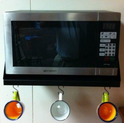 smart microwave microwave shelf and more shelves drywall microwaves ...