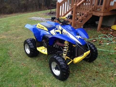 Related Pictures 2002 Polaris Scrambler 500 Ho By Tayfun