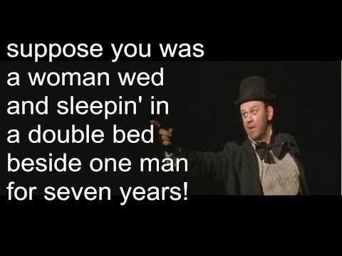 Chicago - Mr. Cellophane Lyrics - YouTube