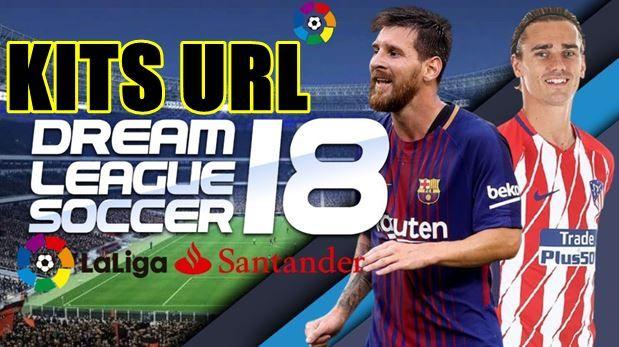 Dream League Soccer Kits Url 2017 Real Madrid Barcelona More