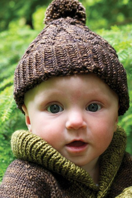 Tin Can Knits Hunter Cabled Hat Knitting Pattern