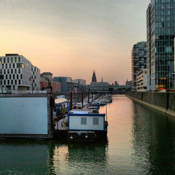 Open air Kino / movie theater, Köln / Cologne