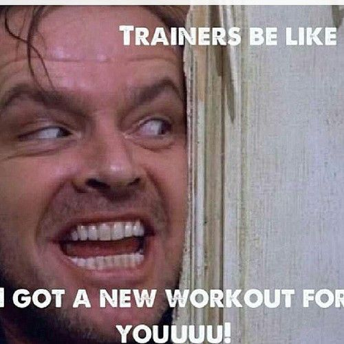 Personal Trainer Quotes Funny: 25+ Best Ideas About Fitness Humor On Pinterest