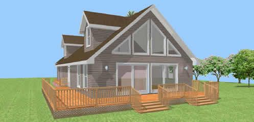 Heckaman homes custom builder of modular homes indiana for Barn home builders indiana