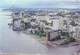Libreville, capitol of Gabon
