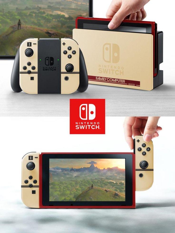 Nintendo Switch Maybe something for https://Addgeeks.com ?