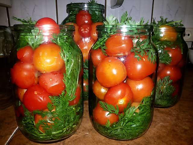 Самый востребованный рецепт-помидоры с морковной ботвой! Вкусные сладкие помидоры на зиму - подробная пошаговая инструкция с фото. Аспирин - как консервант.