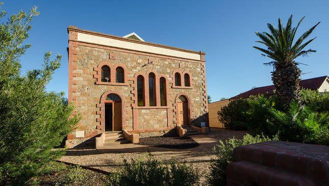 Outback Churchstay Luxury, a Broken Hill House | Stayz