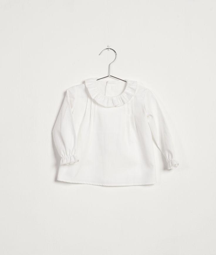 Camisas : Camisa Viyella Blanca