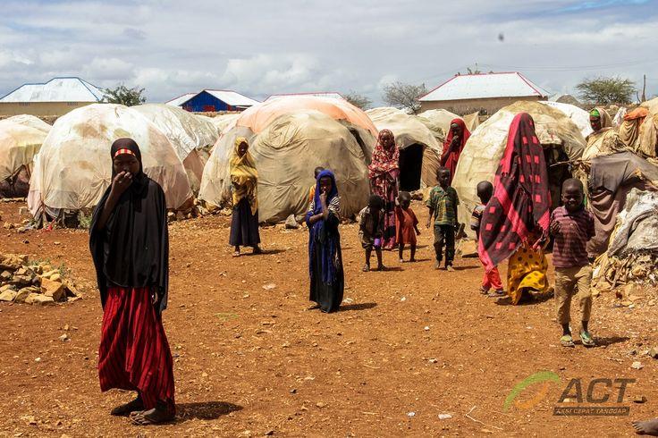 Akar Masalah Kekeringan di Baidoa, Somalia
