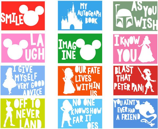 image about Printable Disney Autograph Book named This Totally free Printable Do-it-yourself Disney Autograph Guide Will Be The
