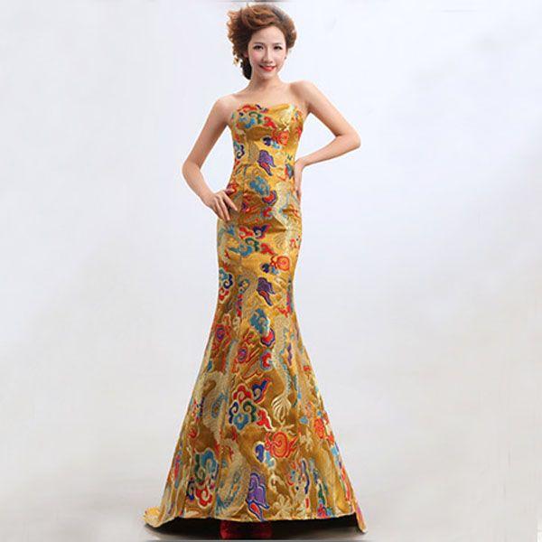 59 besten Chinese Dress Sale Bilder auf Pinterest | Hochzeitskleider ...