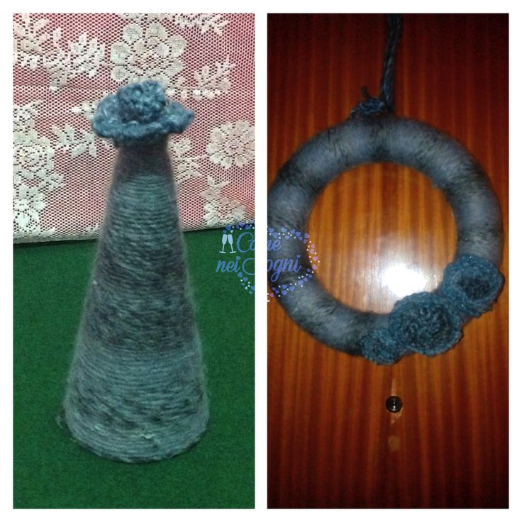 Coordinato rustico per Natale http://www.comeneisogni.com/wedding-planner-torino/handmade-perche-scegliere-oggetti-fatti-a-mano/