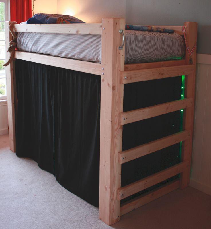 loft bed for Merri