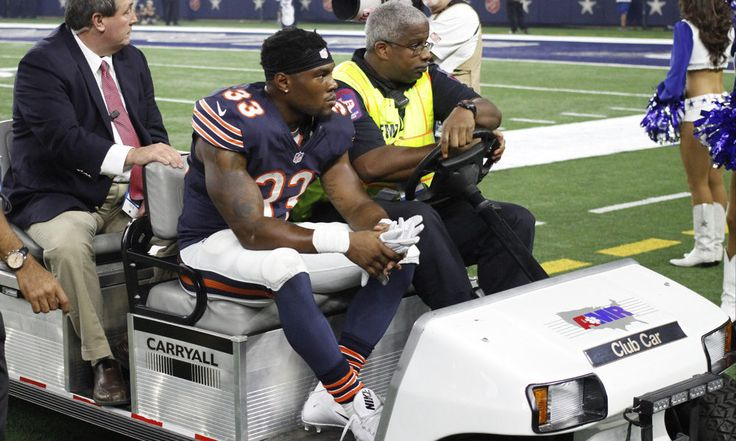 Bears RB Jeremy Langford luckily avoids Achilles injury = The Chicago Bears got some good news regarding running back Jeremy Langford on Monday. Initially there was some fear that he suffered a serious Achilles injury in their loss to the Dallas Cowboys on Sunday night, but.....
