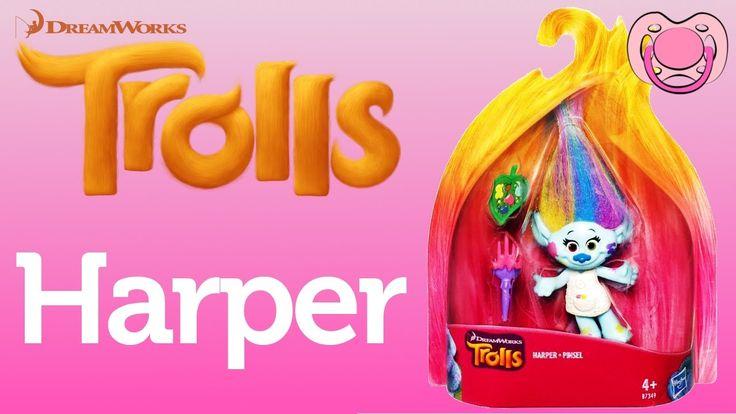 Trolls - Brincando com a Harper