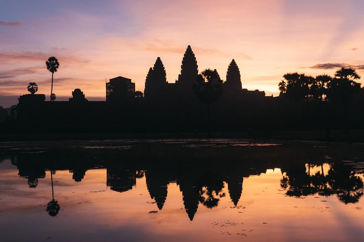We Accomplished Our Childhood Dream And Visited The Ancient City Of Angkor | Bored Panda
