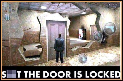 16 Funny Video Game Logics
