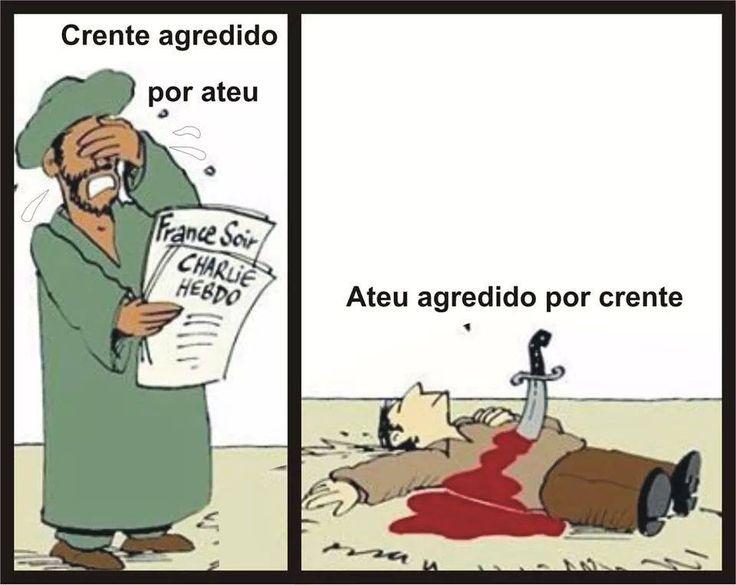 Islão agride