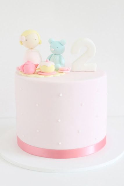 hello naomi: tea party cake.... you will be seeing more of hello naomi pics on my boards!!  Just beautiful!!