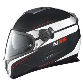 Casque Integral Nolan N86 Rapid N-Com Flat Black 25 http://www.icasque.com/Casque-moto/Integral/N86-Rapid-N-Com-Flat-Black-25/