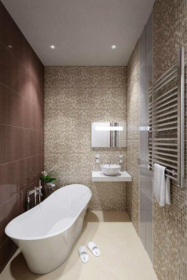 Les 25 meilleures id es concernant salle de bain glamour sur pinterest salles de bains salles for Petites salle de bain
