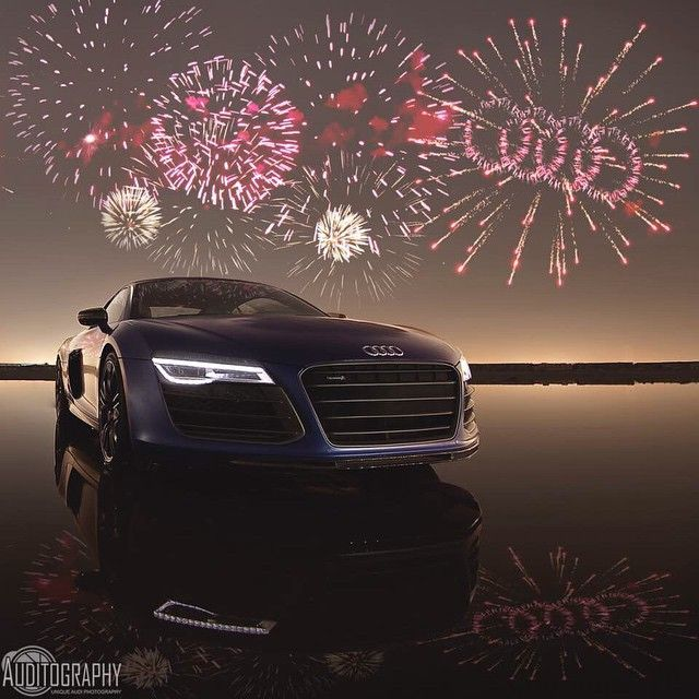 2014 Audi A7, #Audi #AudiR8 #AudiTT #AudiQ5 Fireworks, New Year's Day, New Year - Follow #extremegentleman for more pics like this!