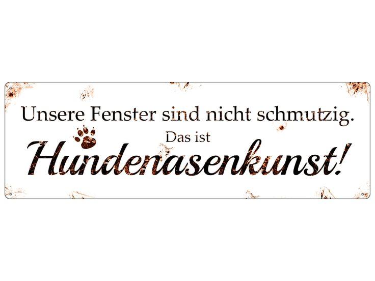 http://www.interluxe.de/METALLSCHILD-Blechschild-Dekoschild-HUNDENASENKUNST-Shabby-Retro-Geschenk-Hund_1