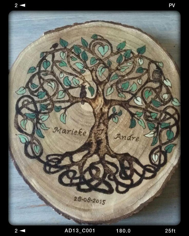 tree of life , pyroart by Mies